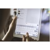 assistência técnica em tablet